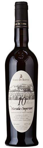 De Bartoli Marsala Superiore 10 yr 500ml Italian Dessert Wine