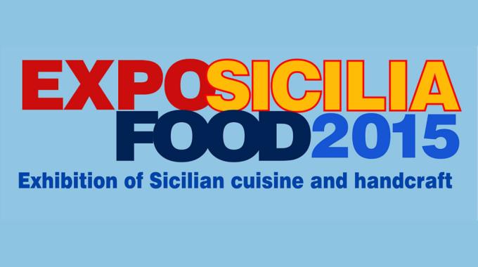 Logo Expo Sicilia Food 2015