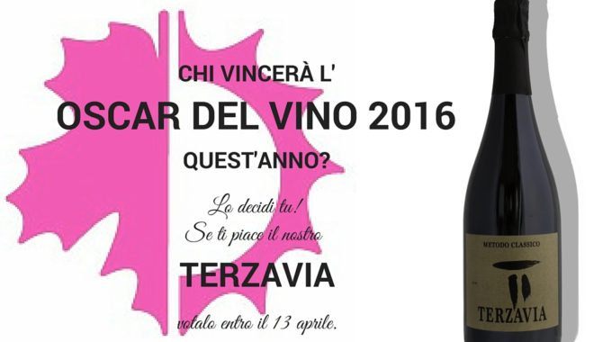 Terzavia Sparkling Nominated For The Italian Wine Oscars
