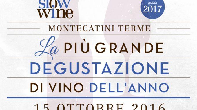 La Più Grande Degustazione Dell'anno Firmata Slow Wine