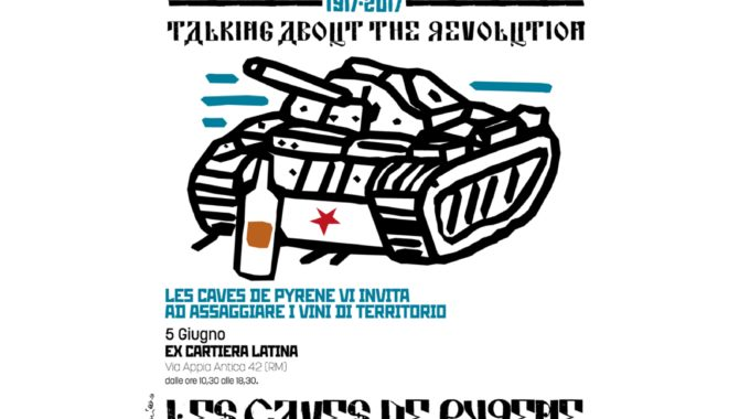 Talking About The Revolution Con Les Caves De Pyrene – Parte Seconda