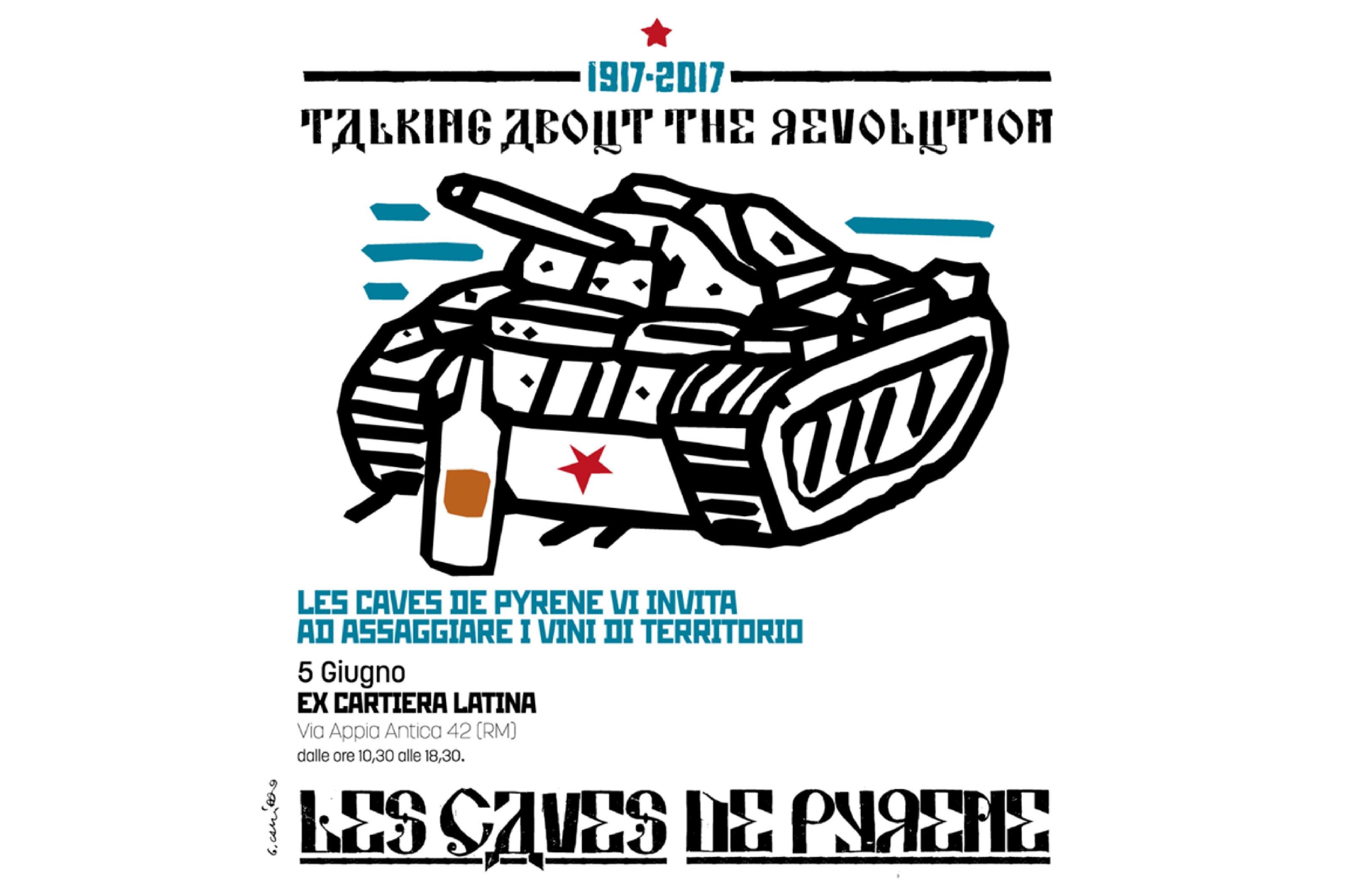 Talking About The Revolution Con Les Caves De Pyrene – Parte Seconda