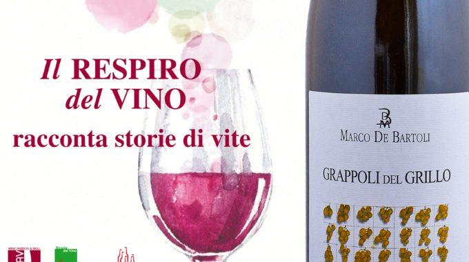 Il Respiro Del Vino Racconta Storie Di Vite… E Di Grillo