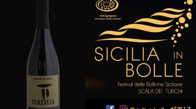 Il Terzavia Tra Gli Spumanti Di Sicilia In Bolle