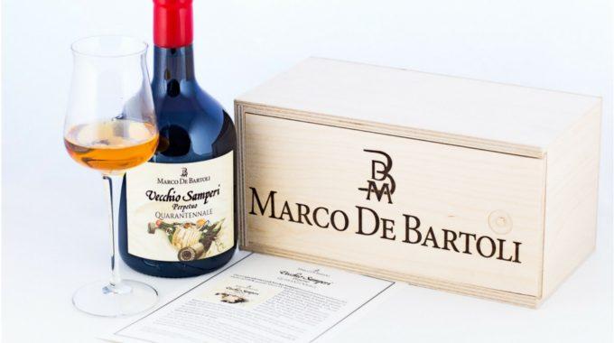 Vecchio Samperi Quarantennale To Celebrate The Winery's Last Milestone