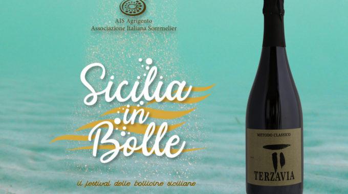 Il Terzavia A Sicilia In Bolle,  Il Festival Delle Bollicine Siciliane