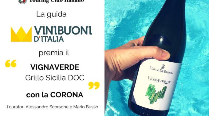 La Corona Di ViniBuoni D'Italia 2019 Al Vignaverde 2017